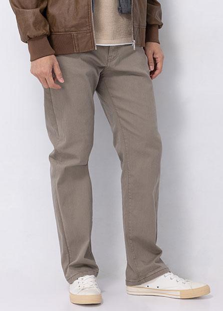 Regular Fit基本牛仔長褲