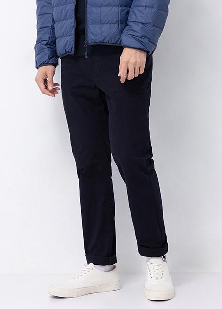 Skinny Fit休閒合身窄管長褲