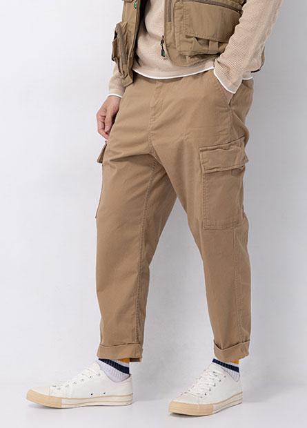 標準工裝八分褲